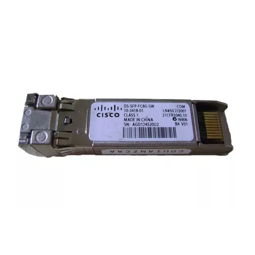 Zoom Mini Gbic Sfp+ Cisco Ds-sfp-fc8g-sw - Oem
